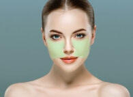 Gesichtsbürste Anwendung